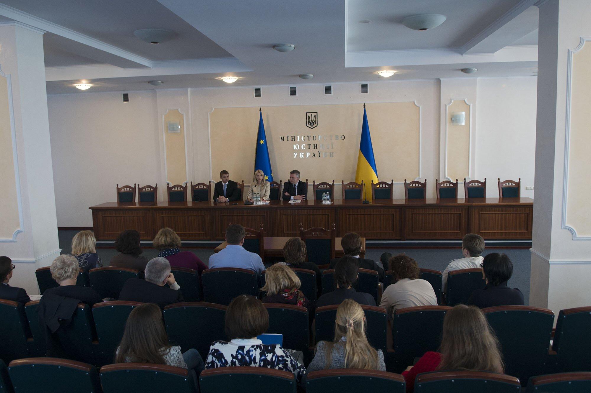 Понад 250 представників неурядових організацій зголосилися долучитися до розробки Національного плану дій з прав людини, - Наталія Севостьянова